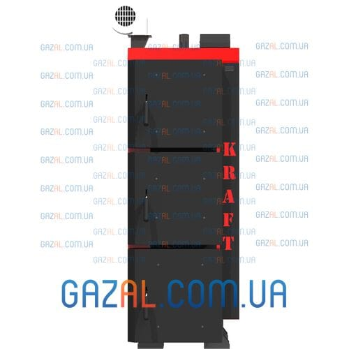 Котел длительного горения KRAFT L : 15 кВт, 20 кВт, 25 кВт, 30 кВт, 40 кВт, 50 кВт