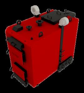Промышленные твердотопливные котлы с ручной загрузки топлива