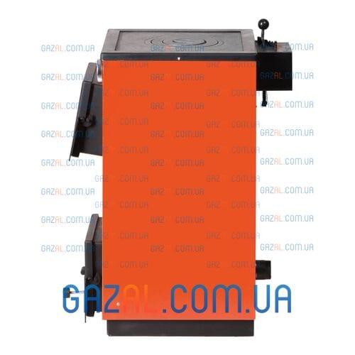 Котел твердотопливный с плитой Макситерм (12-20) кВт