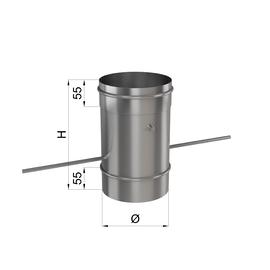 Регулятор тяги 0,8 мм