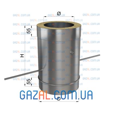 Регулятор тяги н\н 1 мм