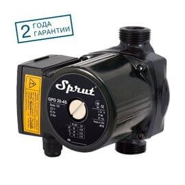 циркуляционный насос GPD 20-4S-130 + присоединительный комплект