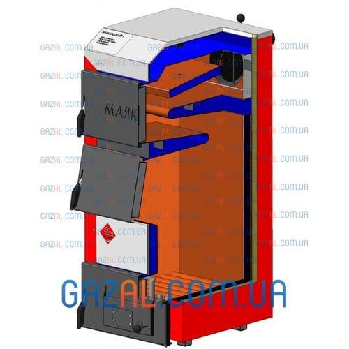Твердотопливный котел Маяк STANDARD PLUS (12-50) кВт