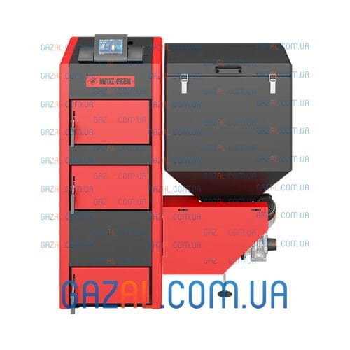 Пеллетный котел METAL-FACH SEG (75-200) кВт