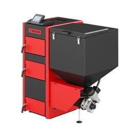 Пеллетный котел METAL-FACH CLASSIC SEG (14-50) кВт