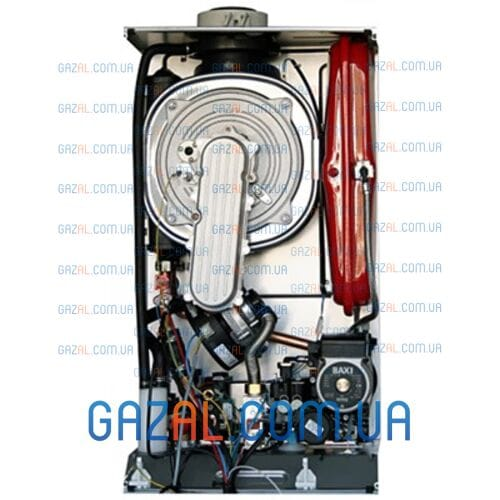 Газовый котел Baxi LUNA PLATINUM + 24 кВт