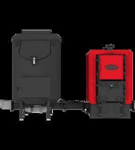 Котлы на щепе и опилках ALTEP BIO (100-1000) кВт