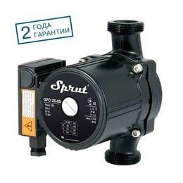 циркуляционный насос GPD 25-8S-180 + присоединительный комплект