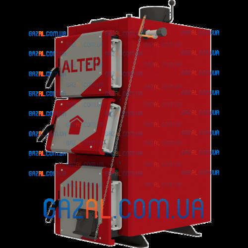 Котел твердотопливный ALTEP Classic Plus 10, 12, 16, 20, 24, 30 кВт