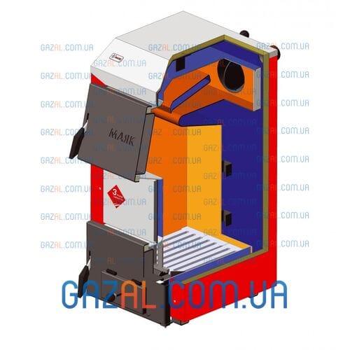 Твердотопливный котел Маяк STANDARD (12-20) кВт