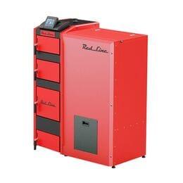 Пеллетный котел Red Line (16-38) кВт