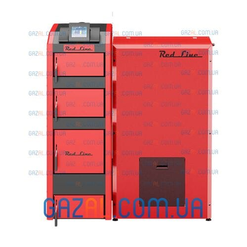 Пеллетный котел Red Line (14-35) кВт
