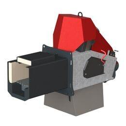 Пеллетная горелка Kvit X-2.00 15-35 кВт