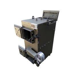 Пиролизный котел DM-STELLA (25-60) кВт