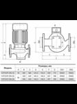 циркуляционный насос 3VP-DN50
