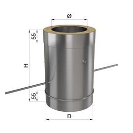Регулятор тяги н\н 0,8 мм