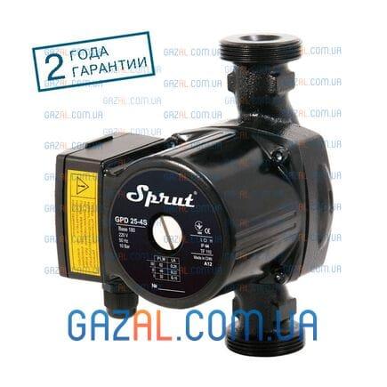 циркуляционный насос GPD 25-4S-180 + присоединительный комплект