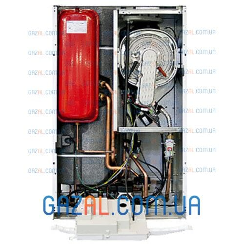 Газовый котел Baxi NUVOLA DUO-TEC 24 кВт