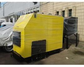 Запуск пеллетного котла KRONAS PROM Combi 250 кВт