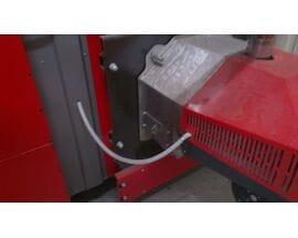 Монтаж промышленных котлов ALTEP Duo UNI Pellet Plus 250 кВт с пеллетной горелкой OXI
