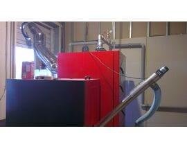 Монтаж пеллетного котла ALTEP Duo UNI Pellet Plus 95 кВт с пеллетной горелкой OXI