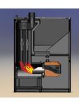 Котел на пеллетах для дома Beeterm Compakt 15 кВт