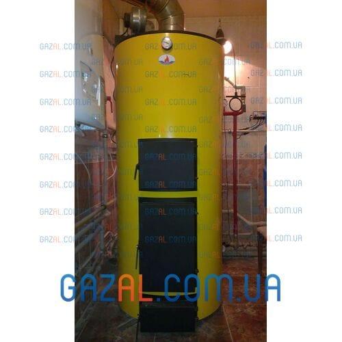 Котел длительного горения Буран (10-50) кВт