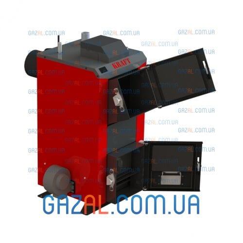 Твердотопливный котел Kraft серия A 12 кВт