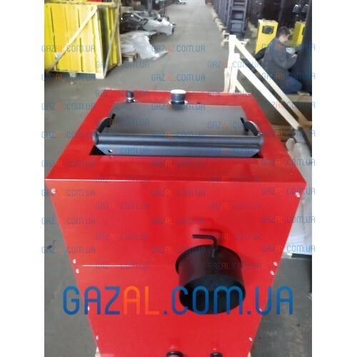 Шахтный котел KRAFT 15 кВт модель D