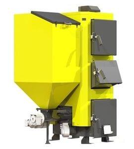 Пеллетный котел KRONAS COMBI (17-50) кВт