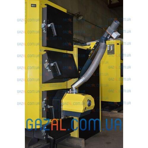 Промышленный пеллетный котел KRONAS PELLETS (62-250) кВт