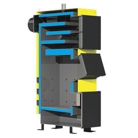 Котел длительного горения KRONAS UNIC New (17-150) кВт