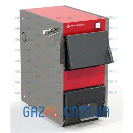 Твердотопливный котел Protech ТТ D-Luxe (15-26) кВт