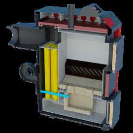 Пиролизный котел Termico ЕКО-25П