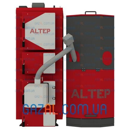 Пеллетный котел ALTEP Duo UNI Pellet (75-250) кВт