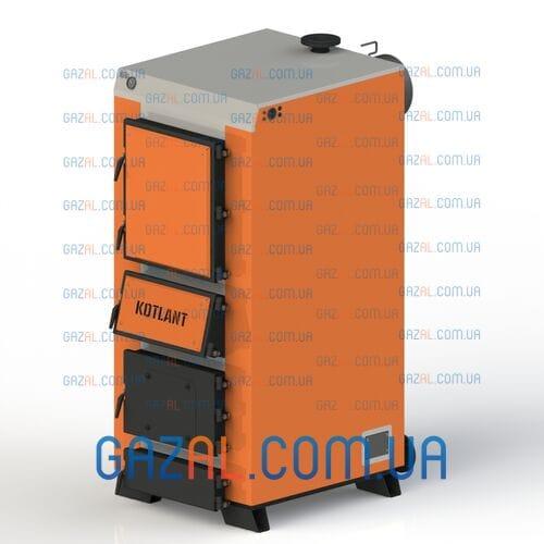 Котел длительного горения КОТЛАНТ КГУ-75 кВт