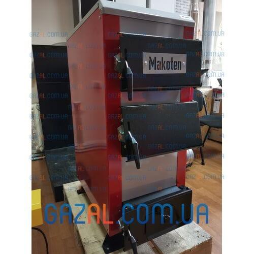 Твердотопливный котел Kotlant Makoten OPTIMA КМ-24 кВт