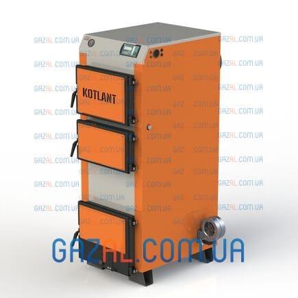 Котел длительного горения КОТЛАНТ КГ-40 кВт