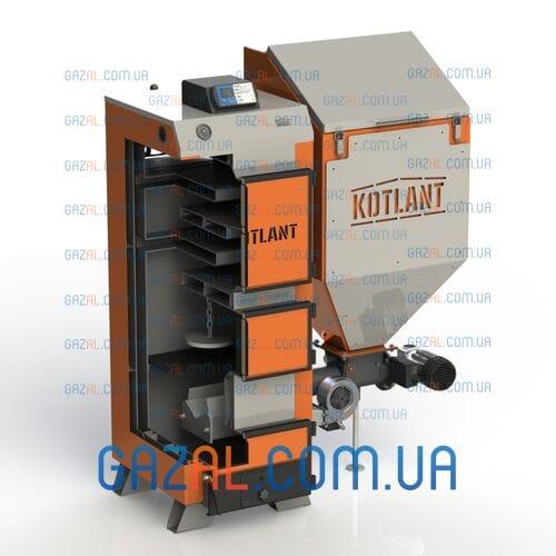 Пеллетный котел Котлант КГП (18,25) кВт