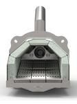 Пеллетная горелка OXI Ceramik + (75-150) кВт