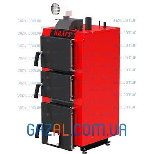 Котел длительного горения KRAFT S 15 кВт, 20 кВт, 25 кВт, 30 кВт
